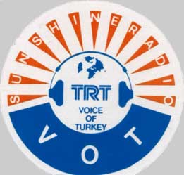 Novedades de TRT la Voz de Turquia | Grupo Radioescucha Argentino