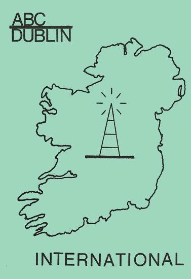 ABC Dublin QSL