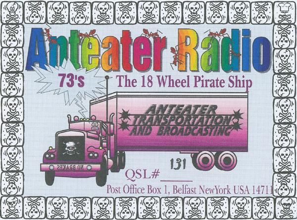 Anteater Radio QSL