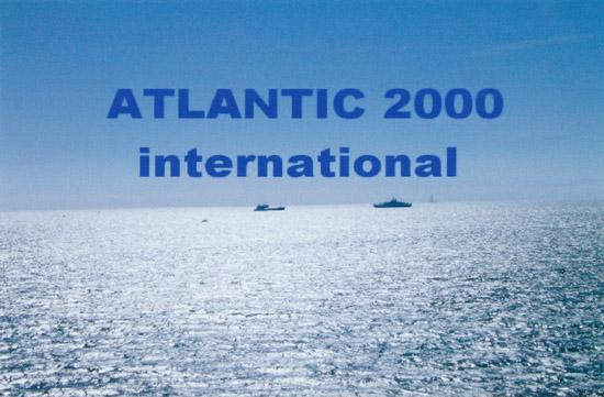 Atlantic 2000 QSL