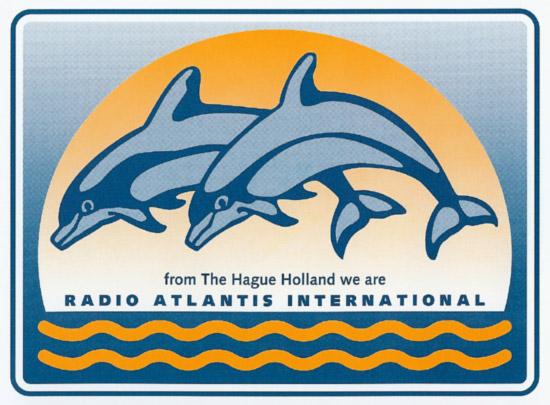 Radio Atlantis International QSL