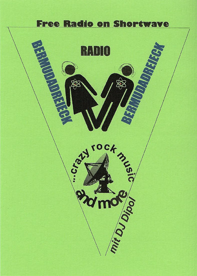 Radio Bermudadreieck QSL