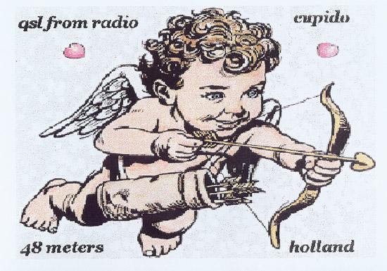 Radio Cupido QSL