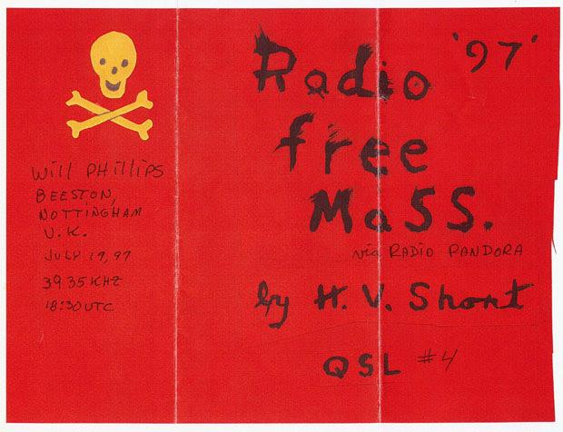 Radio Free Mass. QSL