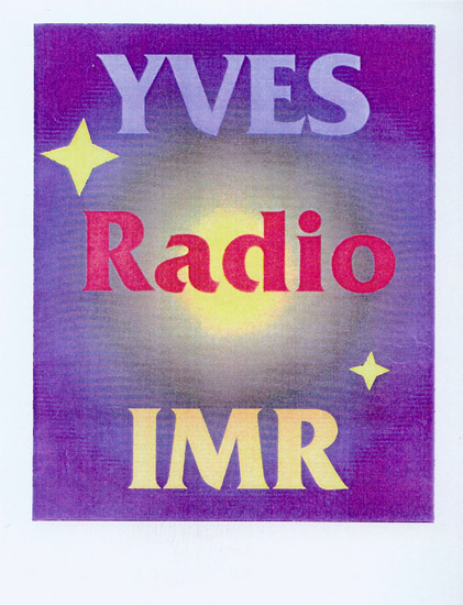 International Music Radio QSL