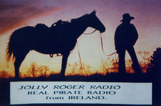 Jolly Roger Radio QSL