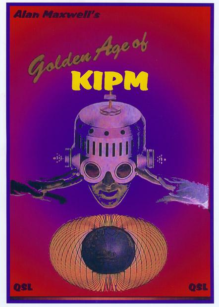 KIPM QSL