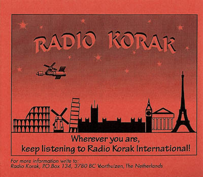 Radio Korak International