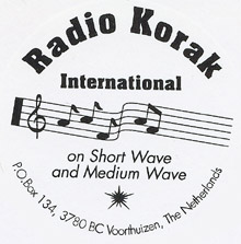 Radio Korak sticker