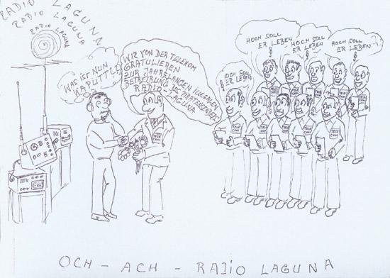 Radio Laguna QSL