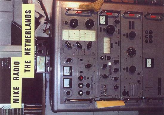 Mike Radio QSL