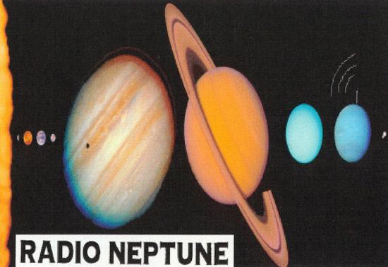Radio Neptune QSL