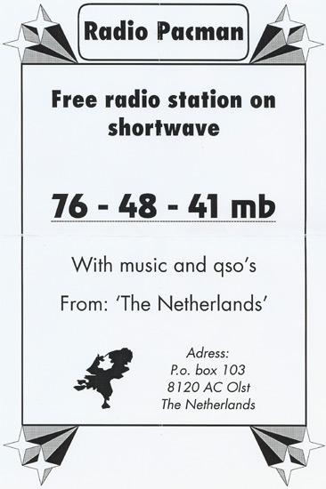 Radio Pacman
