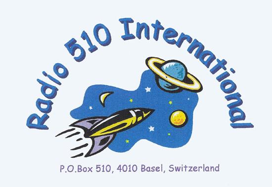Radio 510 International QSL