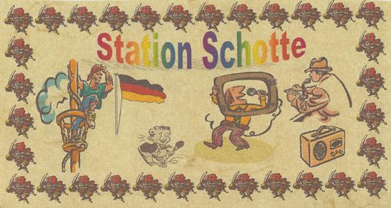 Station Schotte QSL