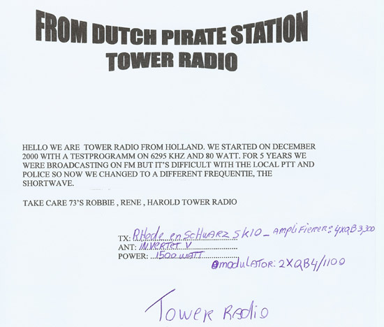 Tower Radio