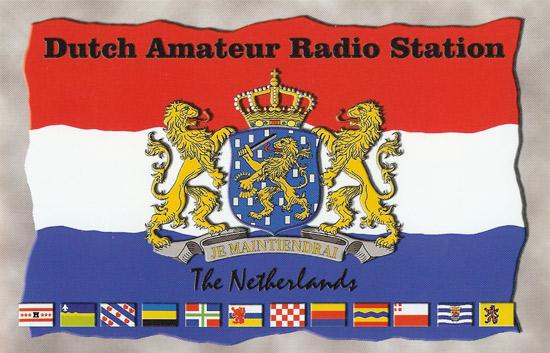 Radio Victoria QSL