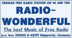 Radio Wonderful sticker