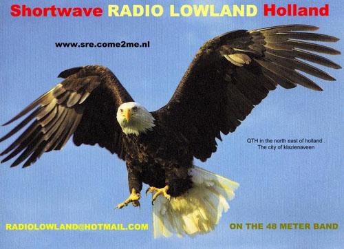 Radio Lowland QSL